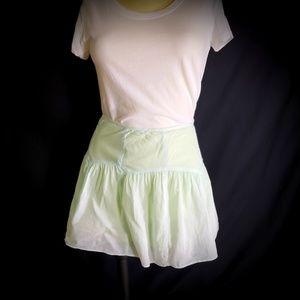 ROXY Mint Green Skirt in Juniors size 9